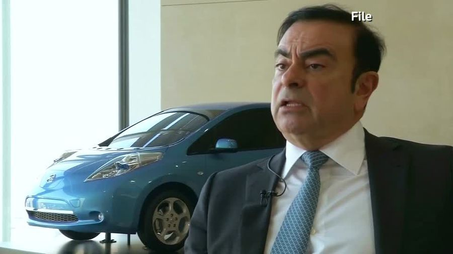 Ousted Nissan chairman Carlos Ghosn re-arrested in Japan