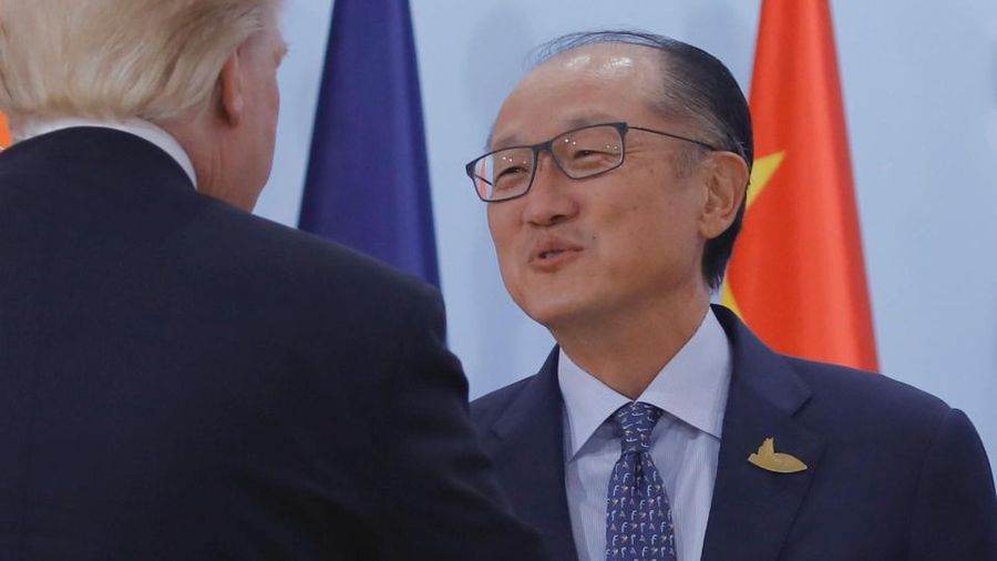 World Bank's Kim to resign, join private sector