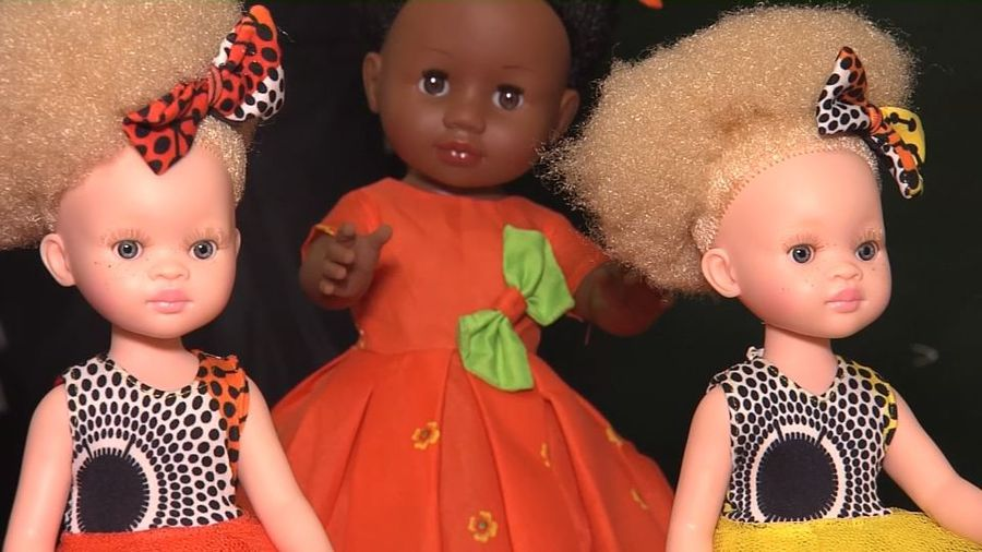 Could these South African dolls replace Barbie?