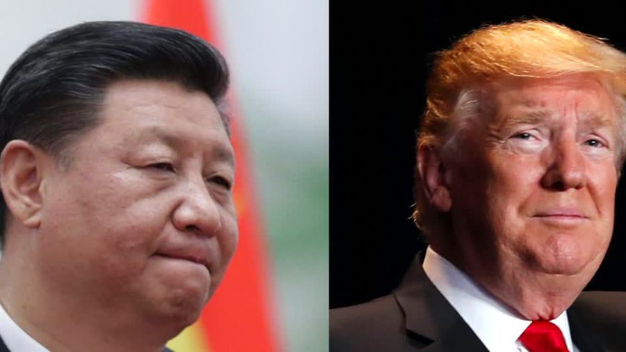 Trump: no meeting with China's Xi before trade deadline