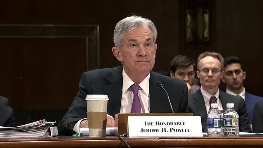 Fed will be patient with rate hikes - Powell
