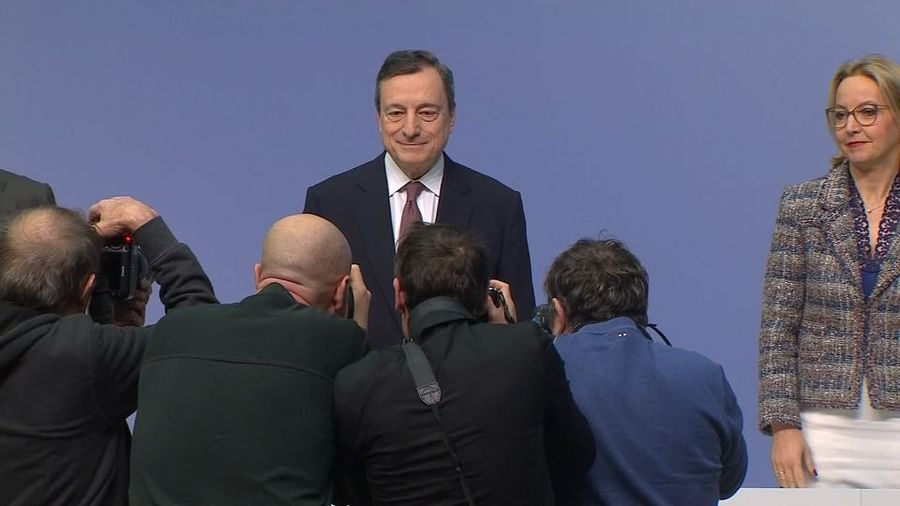ECB pushes out rate hike, offers cheap cash to banks