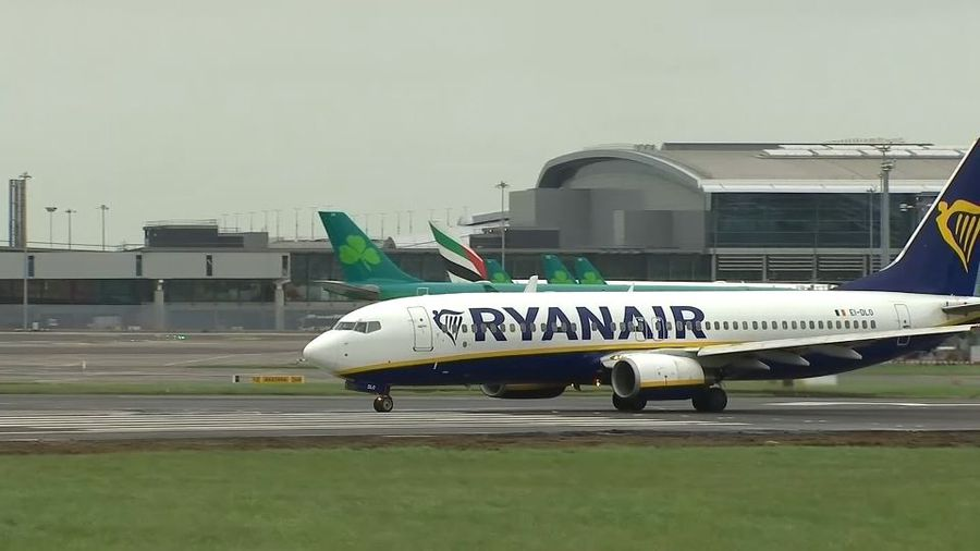 Ryanair profit hits four-year low, warns of further pain