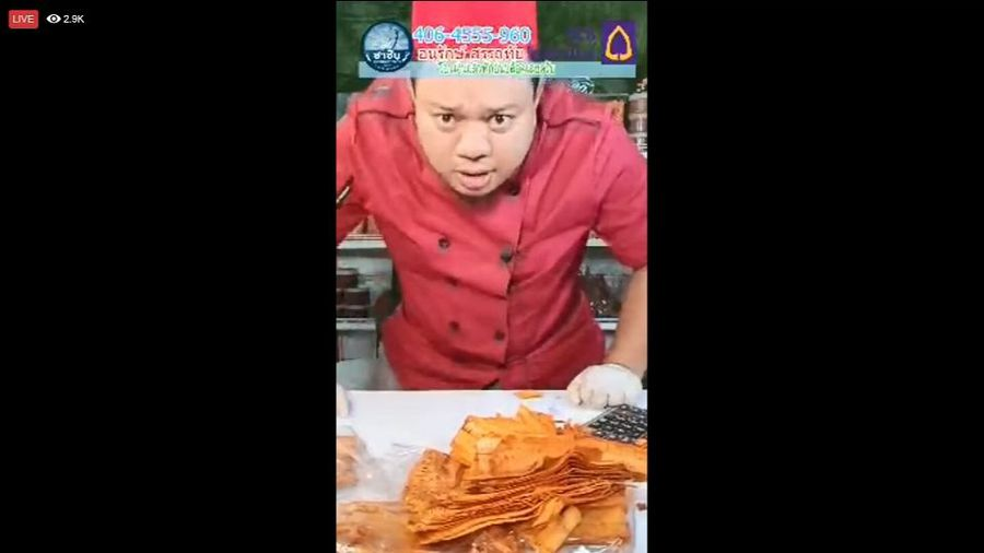'Take it!': How a Thai fishmonger made a fortune off social media