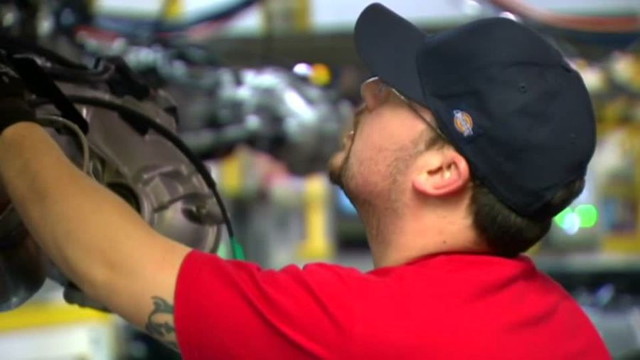 GM workers to go on nationwide strike for first time in 12 years