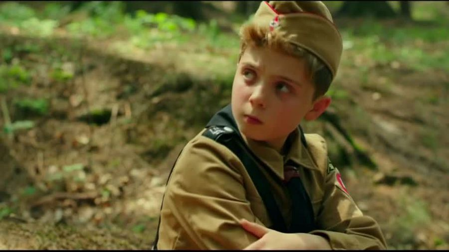 Nazi satire 'Jojo Rabbit' wins TIFF's Oscar-bellwether award