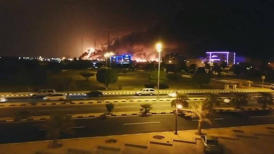 US believes attack on Saudi Arabia came from SW Iran