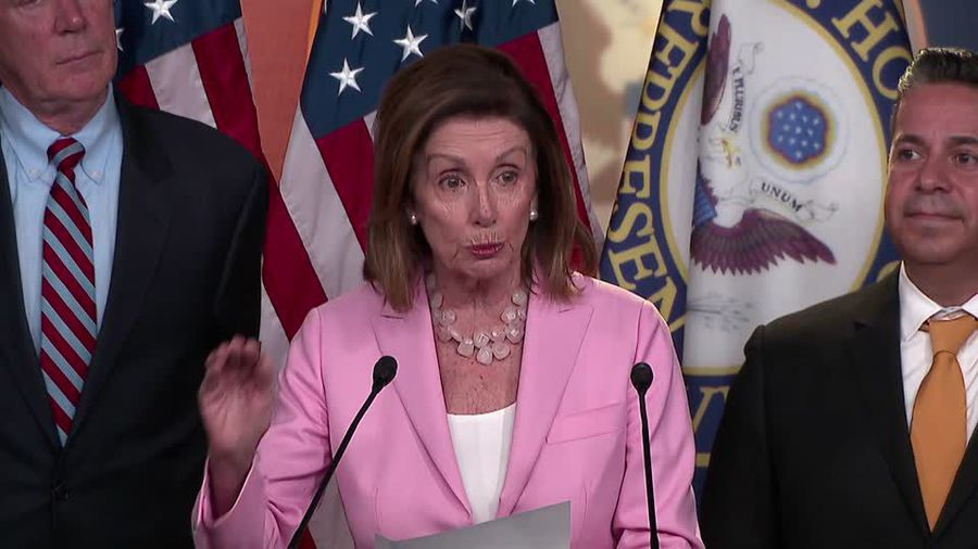 Pelosi unveils drug price plan