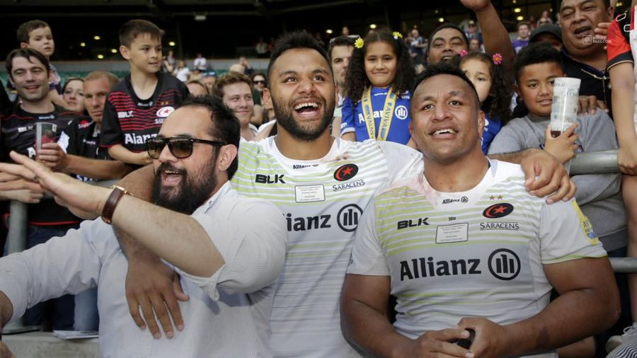 Vunipola brothers to Super Rugby?