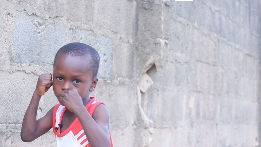 Five year old boxing prodigy from Nigeria touted as next Mayweather