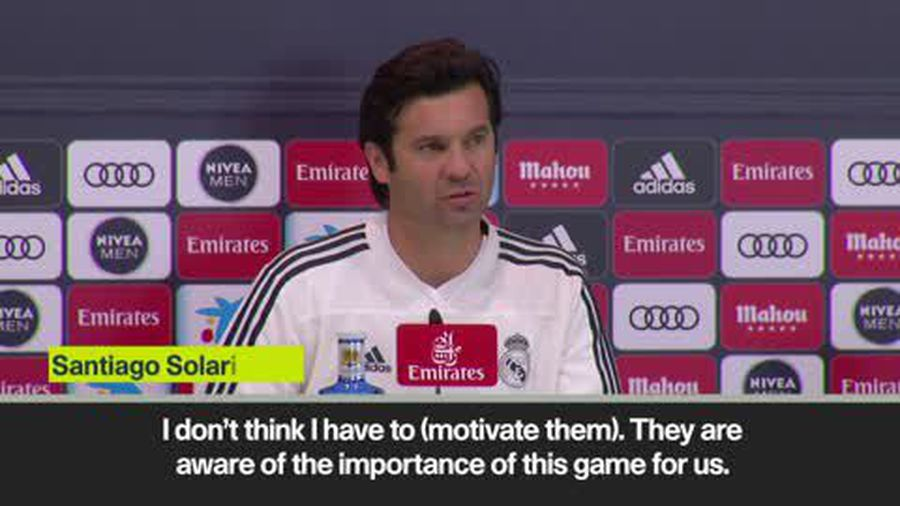 'We'll fight for La Liga until the end' says defiant Real Madrid boss Solari