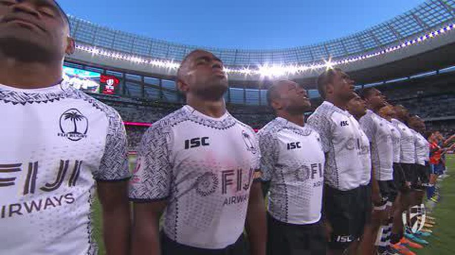 Fiji beat the USA 29-15 to win the Cape Town Sevens