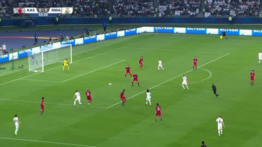 Bale hat-trick as Real beat Kashima 3-1 in Club World Cup semi