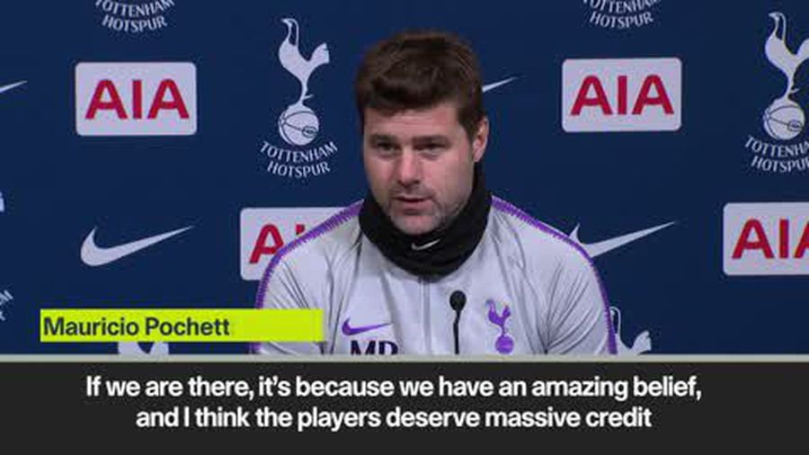 'Too early to think about the title' Pochettino
