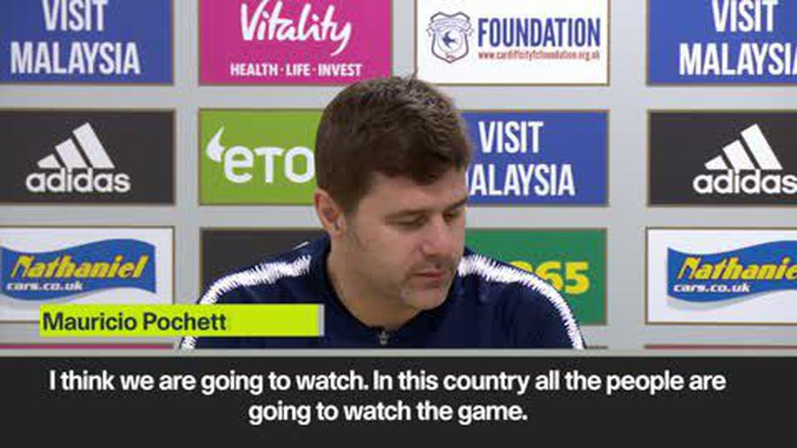 Pochettino is going to watch Man City – Liverpool