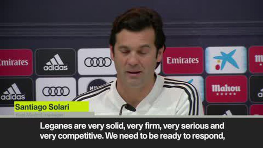 Solari reacts to Modric comments that Real Madrid cannot afford to 'screw up' in every game