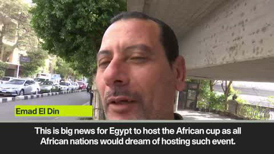 'Fourth pyramid' Salah will reach an achievement at 2019 AFCON in Egypt says fan, as nation steps...