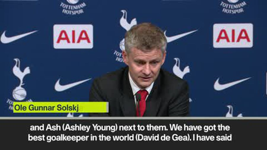 'De Gea may be Man Utd's best ever keeper' - Solskjaer compares star with Schmeichel