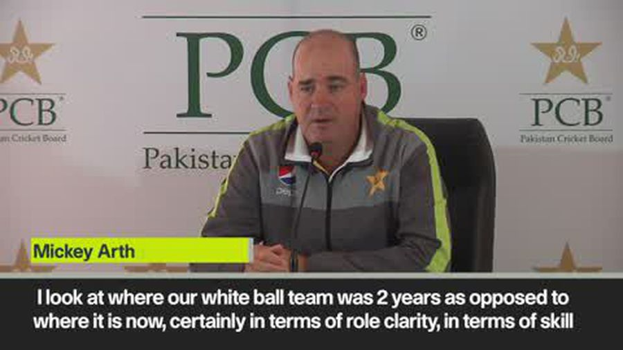 """There is no speculation' Mickey Arthur on future of captain Sarfraz after racism incident"