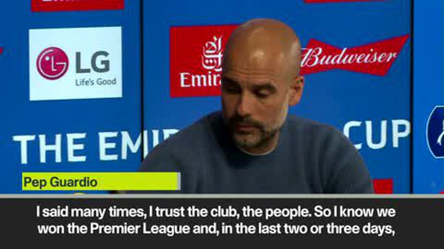 'Innocent until proven guilty'- Guardiola on UEFA and Financial Fair Play