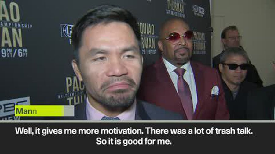 Pacquiao hopes for Mayweather rematch