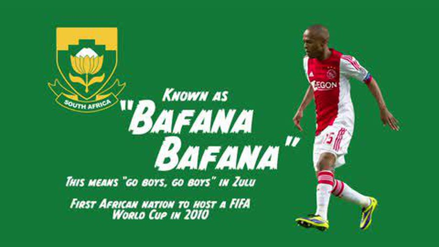 South Africa AFCON team profile