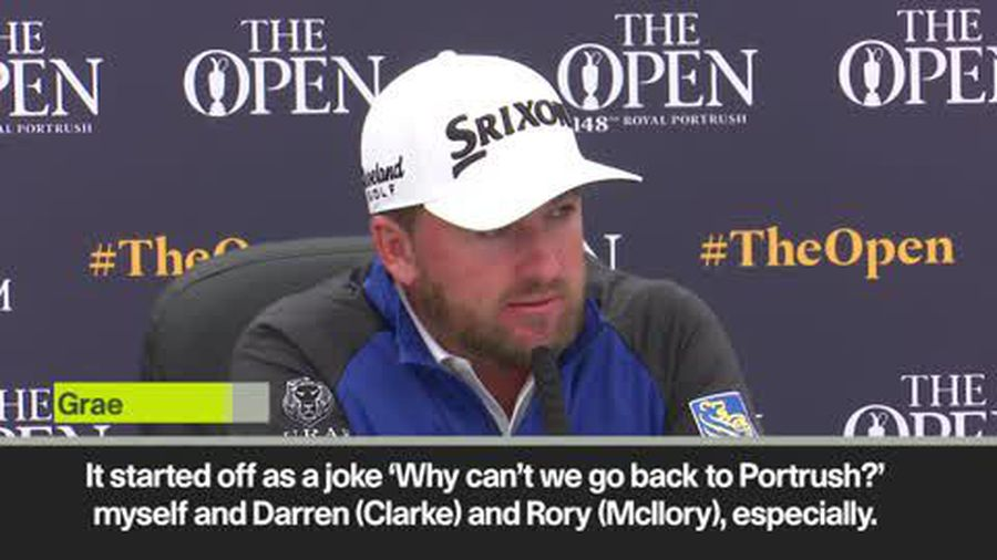 McDowell on predicting McIlory's success and The Open's return to Northern Ireland