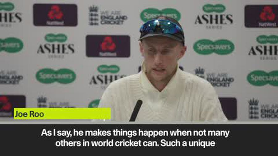 'Archer makes things happen' - Root on England's bowler