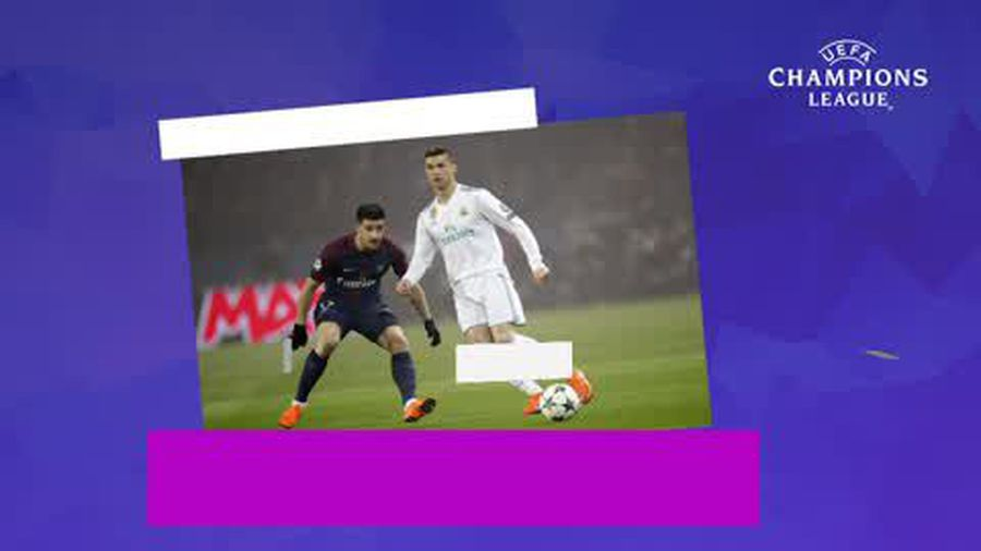 Data preview to PSG v Real Madrid in UCL