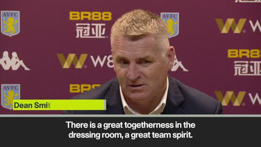 'They dealt with it in the dressing room' Smith plays down Mings - El Ghazi headbutt