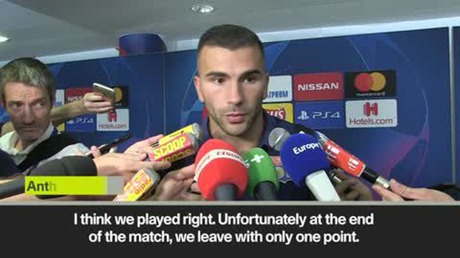 'We lacked character' Lyon players on 1-1 home draw against Zenit in UCL
