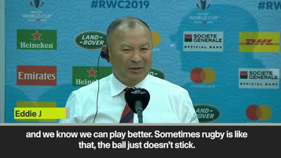 'We know we can get better' after England beat Tonga 35-3