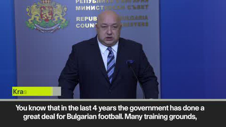 Bulgarian PM orders FA president to resign after fan racism at England game