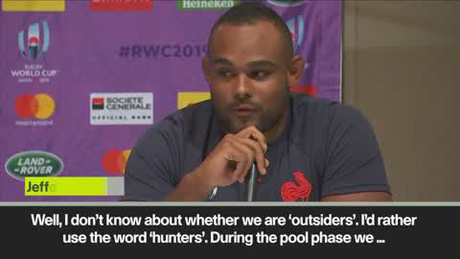 We're not 'outsiders', we're 'hunters' - France's Poirot ahead of Wales game