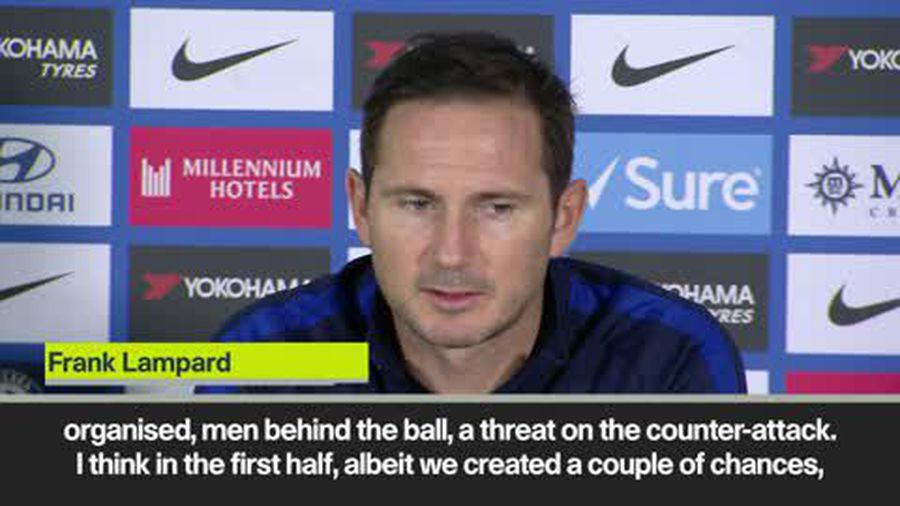 Lampard praises second half display as Chelsea beat Newcastle 1-0 in the Premier League