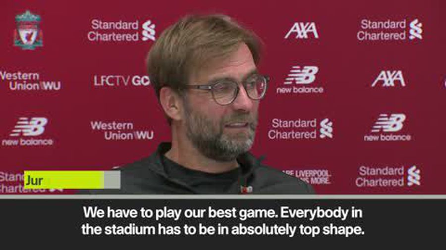 'Even Hot dog sellers have to be in top shape' jokes Klopp ahead of crunch EPL match against Man ...