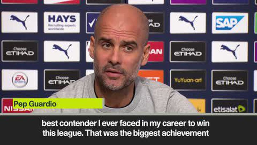 'Liverpool the strongest team in the world' - Guardiola