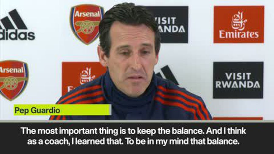 Emery keen for Arsenal to take big opportunity against Leicester
