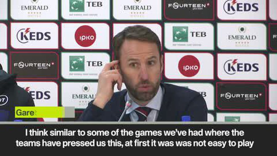 'We needed that' Southgate happy with 4-0 win over Kosovo