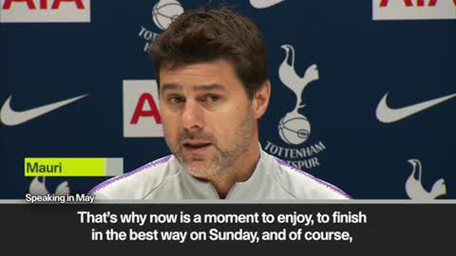 The Pochettino soundbites that suggested the end was coming?