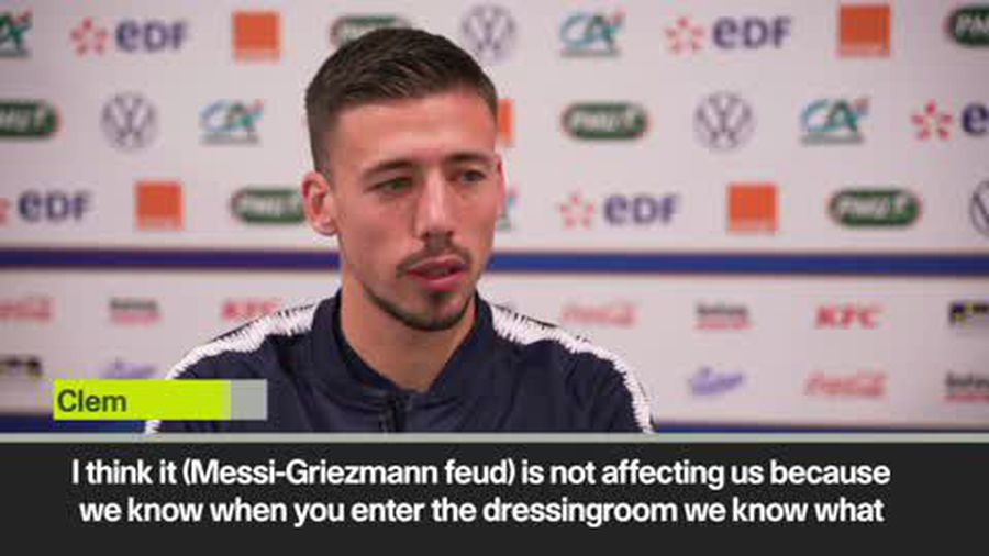 'We aren't perfect' admits Barca player following reports of Messi - Griezmann fall out