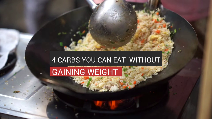 4 Carbs You Can Eat Without Gaining Weight