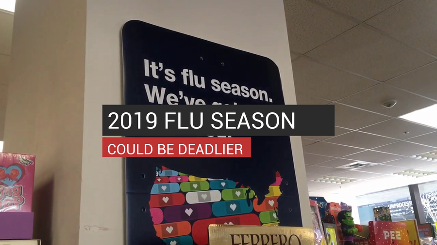 2019 Flu Season Could Be Deadlier