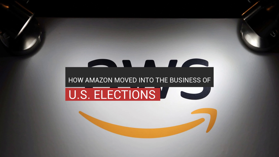 How Amazon Moved Into The Business Of Elections