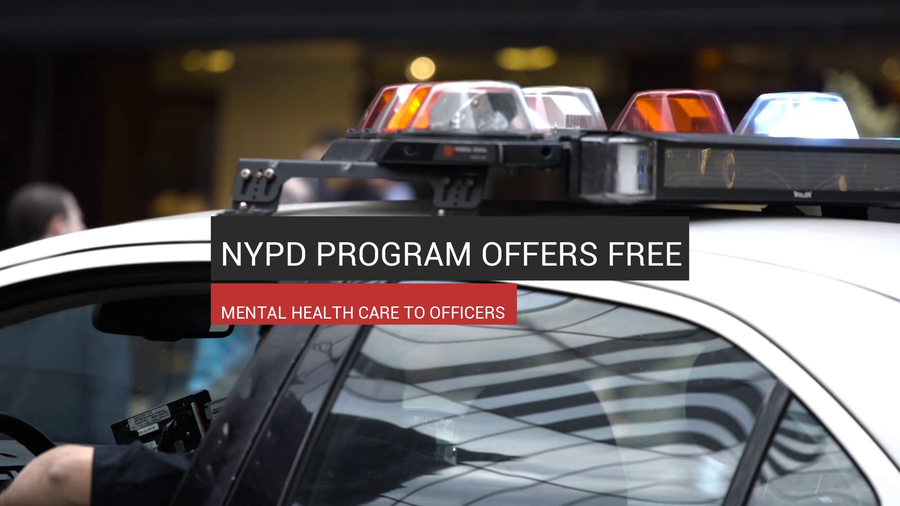 NYPD Program Offers Free Mental Health Care