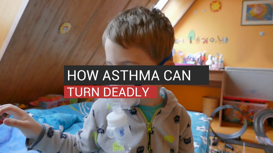 How Asthma Can Turn Deadly