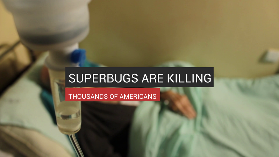Superbugs Are Killing Thousands Of Americans