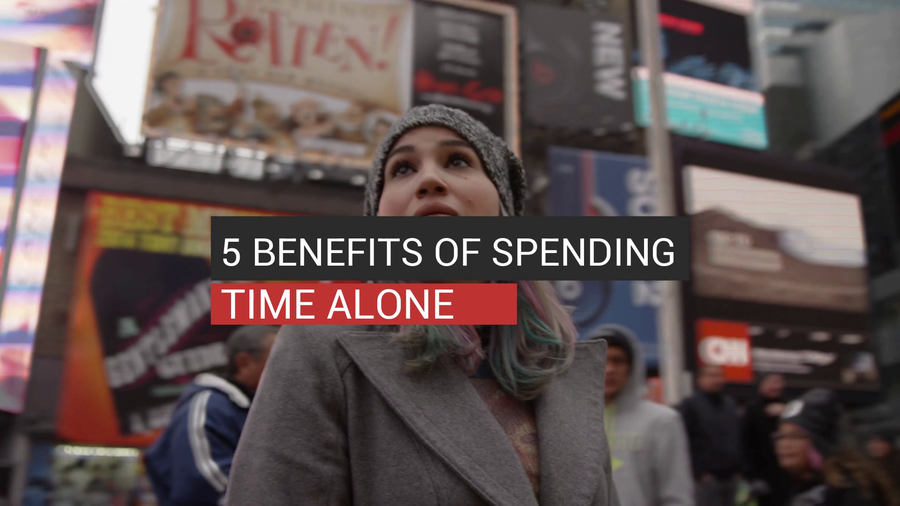 5 Benefits Of Spending Time Alone