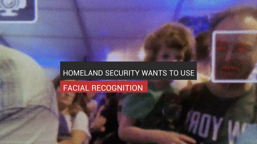 Homeland Security Wants To Use Facial Recognition