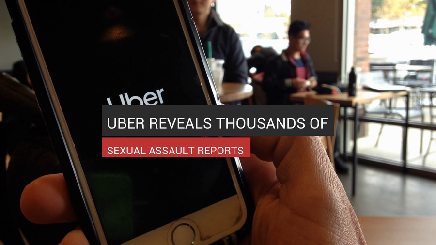 Uber Reveals Thousands Of Sexual Assault Reports